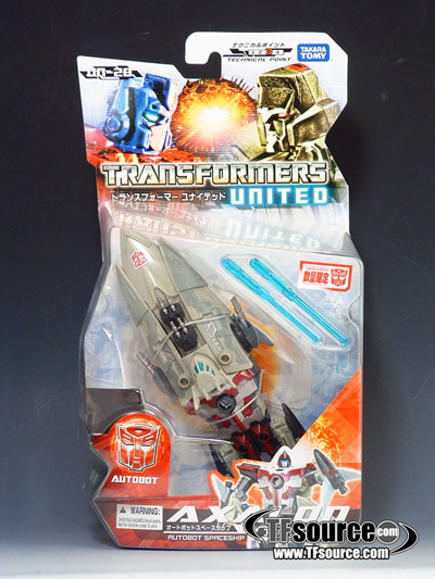 Transformers United - UN-28 Axalon