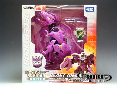 Transformers United - UN-31 Beast Megatron