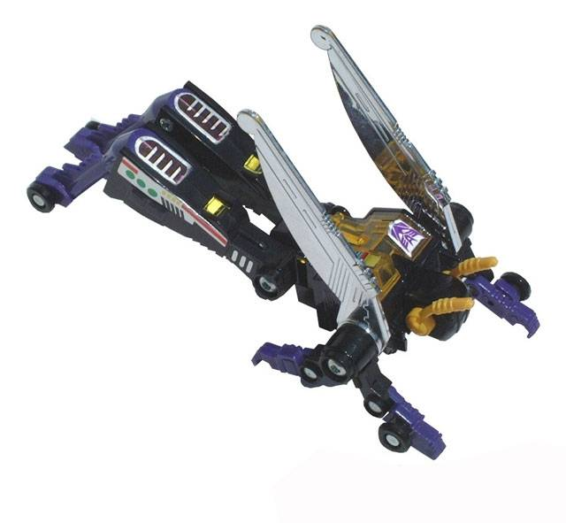 Transformers G1  - Kickback - Loose - 100% Complete