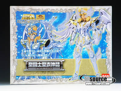 Saint Seiya - Saint Cloth Myth - Cygnus God Cloth - Hyoga Bronze
