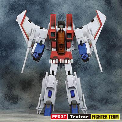 iGear - PP03T - Seeker Traitor