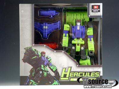 TFC Toys - Hercules - Structor
