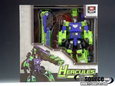 TFC Toys - Hercules - Dr. Crank