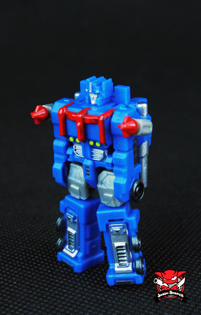JB-03 - Headmaster - Earth Command - Junkion Blacksmith