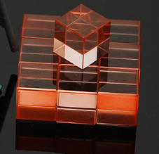 Energon Cubes - Single Cube - Orange