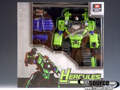 TFC Toys - Hercules - Neck Breaker