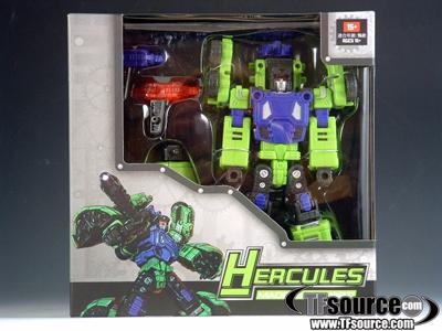 TFC Toys - Hercules - Madblender