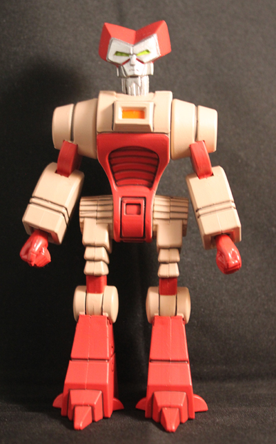 Kranax figure - by Impossible Toys