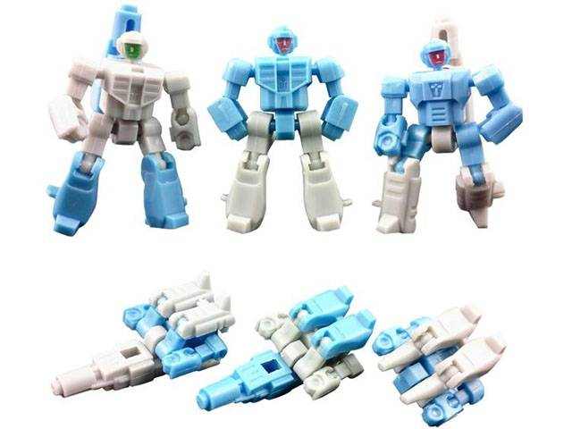 Shooter Master - 3 Pack - Deceptive Constructs Set of 3