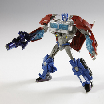 Japanese Transformers Prime - AM-01 - Optimus Prime