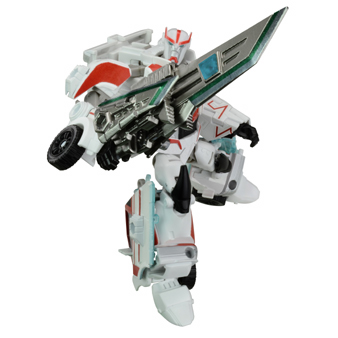 Japanese Transformers Prime - AM-04 - Ratchet