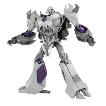 Japanese Transformers Prime - AM-05 - Megatron