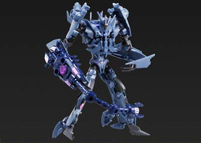 Japanese Transformers Prime - AM-09 - Soundwave