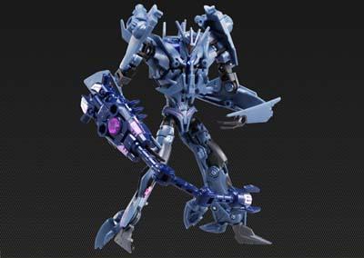 Japanese Transformers Prime - AM-09 - Soundwave