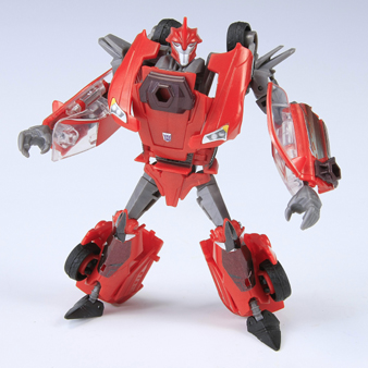 Japanese Transformers Prime - AM-13 - Decepticon Knockout