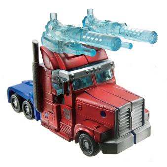 Japanese Transformers Prime - EZ-01 - Optimus Prime