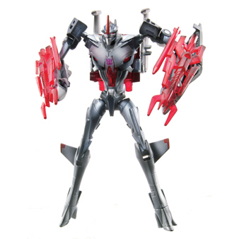Japanese Transformers Prime - EZ-03 - Starscream