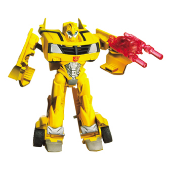 Japanese Transformers Prime - EZ-04 - Bumblebee