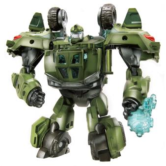 Japanese Transformers Prime - EZ-08 - Bulkhead