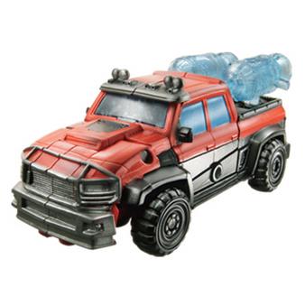 Japanese Transformers Prime - EZ-11 - Ironhide