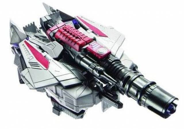 Transformers 2010 - Generations  - WFC Megatron - Loose - 100% Complete