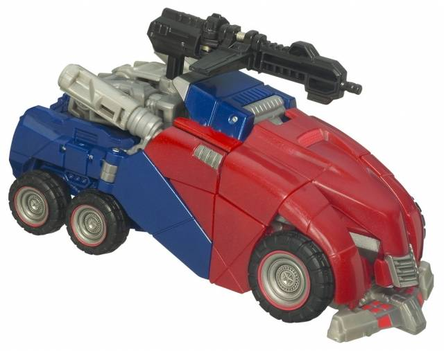 Transformers 2010 - Generations  - WFC Optimus Prime - MOSC