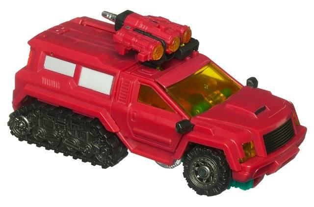 Transformers 2011 - Generations  - Perceptor - Loose - 100% Complete