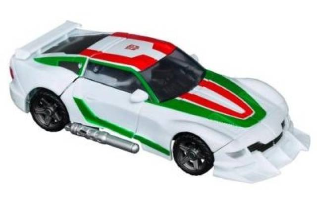 Transformers 2011 - Generations - Wheeljack - Loose - 100% Complete