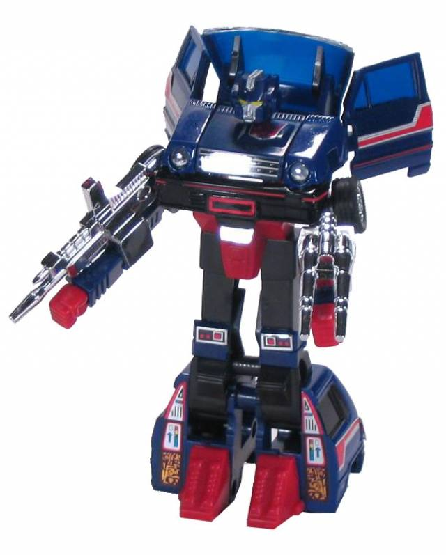 Reissue - Transformers Collection - TFC #3 Skids - MIB - 100% Complete