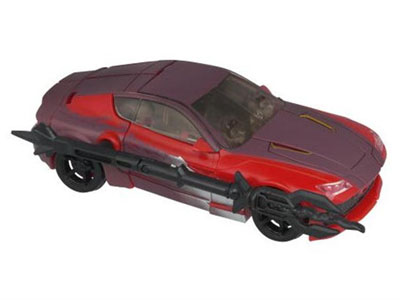Transformers Prime Deluxe Series 03 - Robots in  Disguise - Knock Out