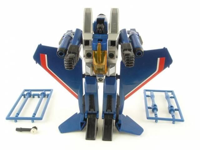 Reissue Commemorative Series - Thundercracker - MIB - 100% Complete
