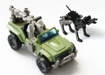 Universe - Hound and Ravage Upgrade Kit