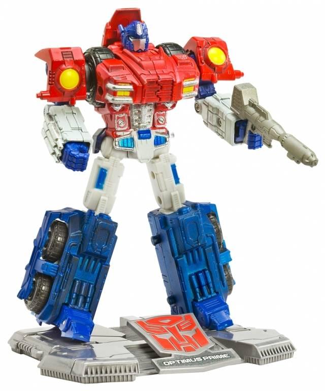 Titanium - Optimus Prime - MIB - 100% Complete