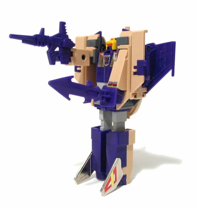 Reissue - Transformers Collection - TFC #17 Blitzwing - MIB - 100% Complete