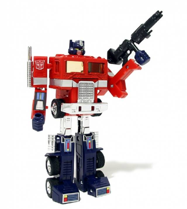Reissue - Transformers Collection - TFC #0 Optimus Prime - MIB - 100% Complete