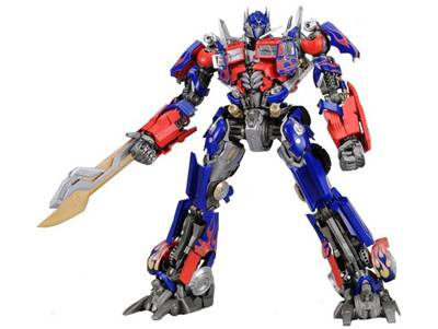 DMK-01 Dual Model Kit Optimus Prime