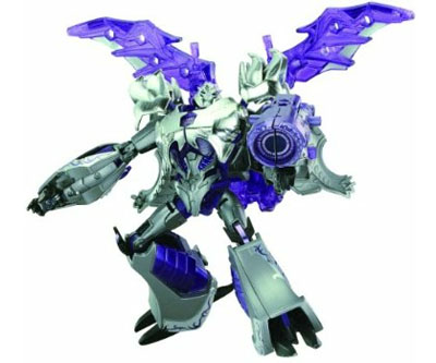 Japanese Transformers Prime - AM-15 - Darkness Megatron