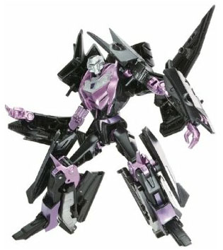 Japanese Transformers Prime - AM-16 - Vehicon Jet