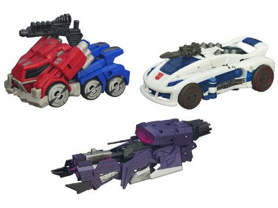 Transformers 2012 - Generations Series 01 -  Fall of Cybertron Set of 3 Figures