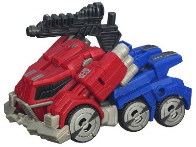 Transformers 2012 - Generations Series 01 - Fall of Cybertron Optimus Prime