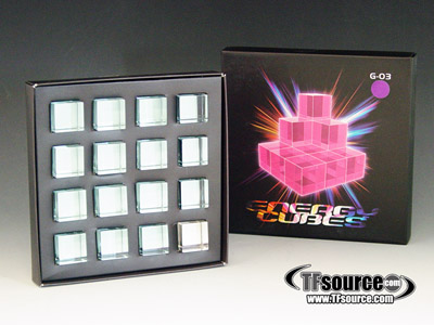 Energy Cubes - Pack of 16