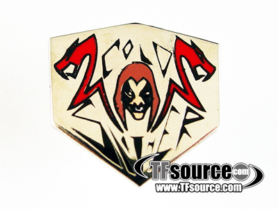 Botcon 2012 - Shattered Glass - 1st Day Pin