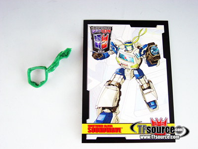 Botcon 2012 - Shattered Glass - Soundwave Headband