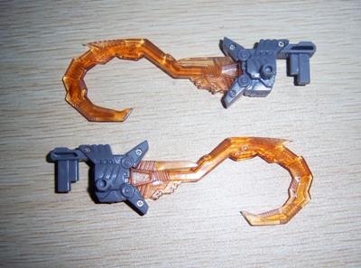 Custom - Movie Leader Class Optimus Prime - Hooks