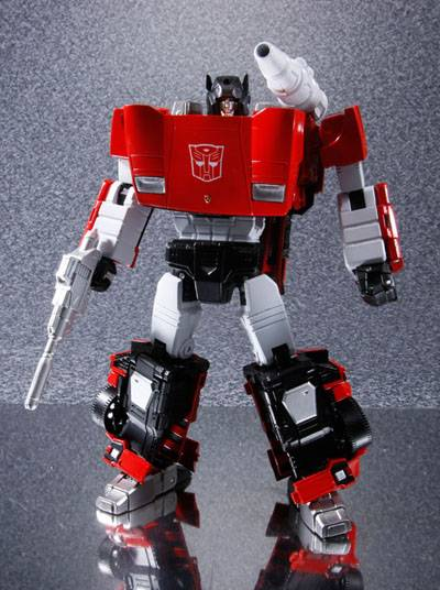 MP-12 - Masterpiece Sideswipe - Lambor
