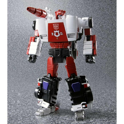 MP-14 - Masterpiece Red Alert