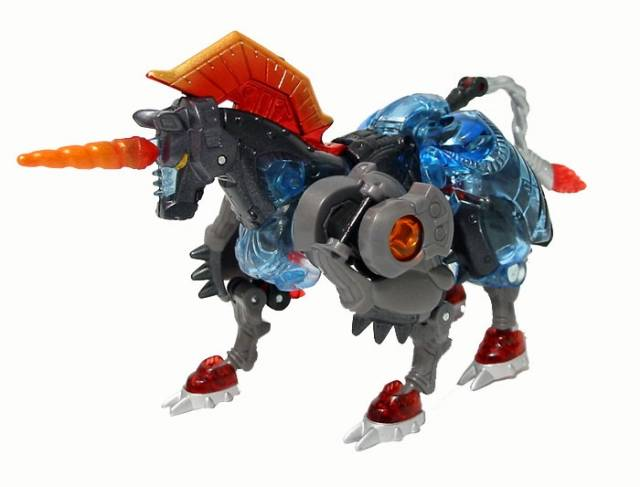Beast Machines - Battle Unicorn - Loose - 100% Complete