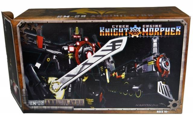 KM-02 Knight Morpher Annihilator - MIB