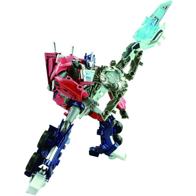 Japanese Transformers Prime - AM-21 - Arms Master Optimus Prime