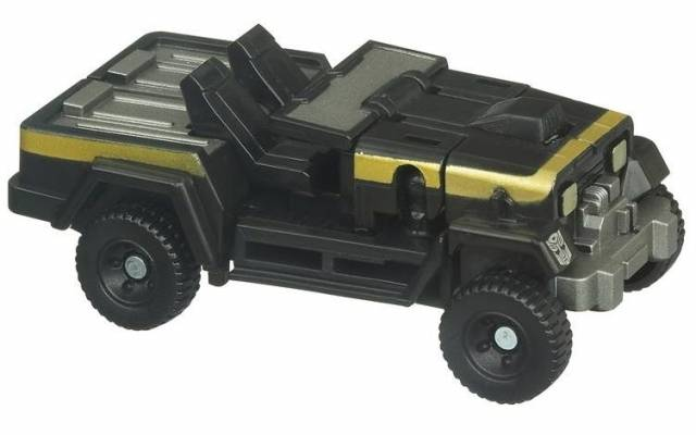 Transformers 2010 - Legends Series 02 - Tracker Hound - Loose - 100% Complete